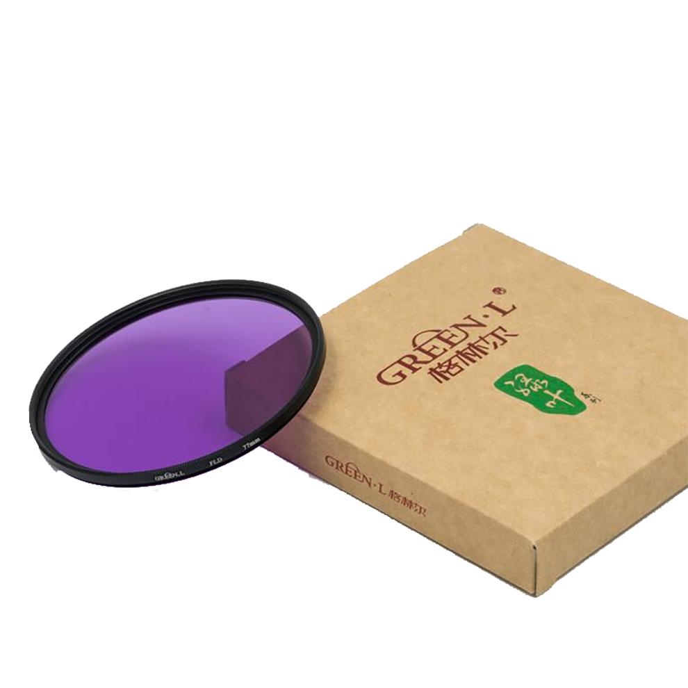 Green.L格林爾 綠葉系列 FLD熒光濾鏡 調整色溫 全尺寸 廠家經營