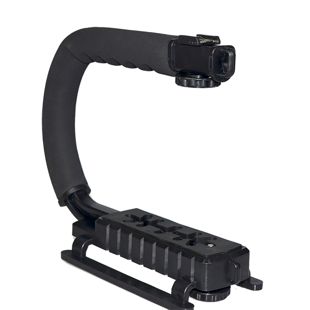 Green.L格林尔 手持稳定器提U/C型DV单反小斯拍摄录像低拍支架减震